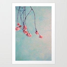 beautiful summer  Art Print