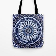 China Blue Tote Bag