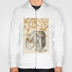 The Fragility Of Being Human Hoody