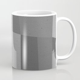 49th and Oak Black and White Coffee Mug