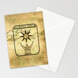Praise The Sun - Tarot Solaire Stationery Cards