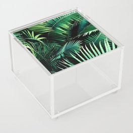 Winter Palms Acrylic Box