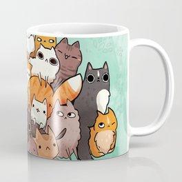pile o cats Coffee Mug