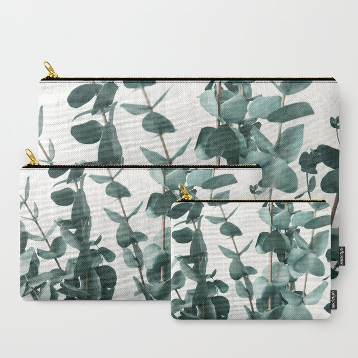 Eucalyptus_Leaves_CarryAll_Pouch_by_ArtPrInk_Studio__Set_of_3