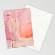 Low Key Pink Stationery Cards