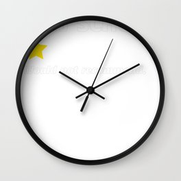 Law School | One Star Rating - Would Not Recommend Wall Clock