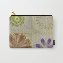 Jean'S Consonance Flowers  ID:16165-071253-84670 Carry-All Pouch