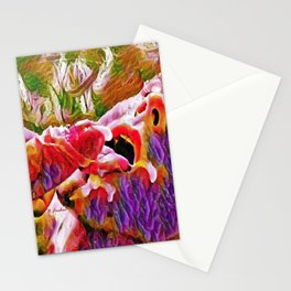 Face Cream Stationery Cards