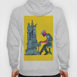 The Undead Pianist Hoody