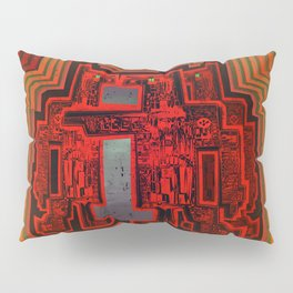 Three's a Crowd / Robotics Pillow Sham