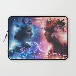 Divine Chord Laptop Sleeve