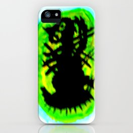 Krazy Kat iPhone Case