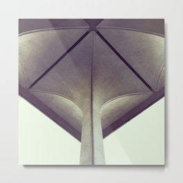 cohesion Metal Print