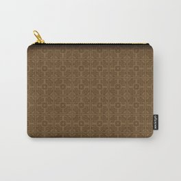 Maya pattern Carry-All Pouch