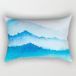 Winter scenery #17 Rectangular Pillow