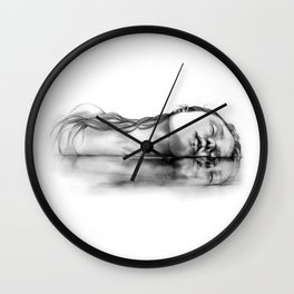 Riptide Wall Clock
