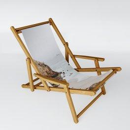 malibu coast / california Sling Chair