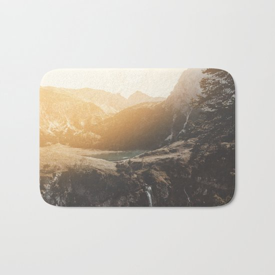 Is this real landscape photography Bath Mat