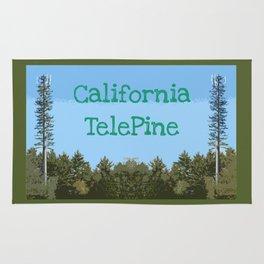 California TelePine Rug