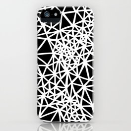 Glass Jewerly in black iPhone Case