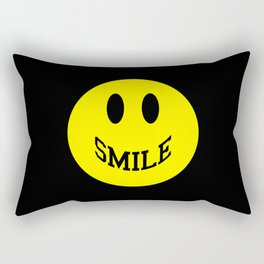 Smile Face 2 Rectangular Pillow