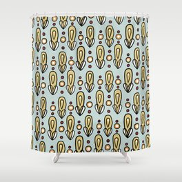 7225 Collection #3 Shower Curtain