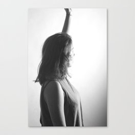 Reach out to the sky Canvas Print