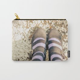 Falling Blossom #1 Carry-All Pouch