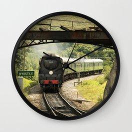 Manston at Norden  Wall Clock