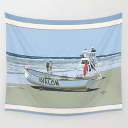 Avalon, Cooler by a Mile Wall Tapestry