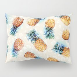 Pineapples + Crystals  Pillow Sham