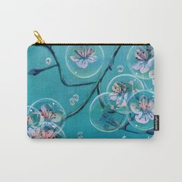 Dreaming of Cherry Blossoms in Spring Carry-All Pouch