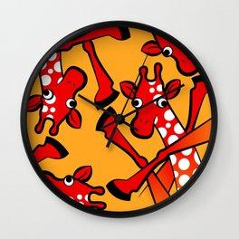 minima - derrraffe Wall Clock