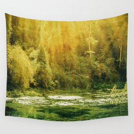 Forest Light Wall Tapestry