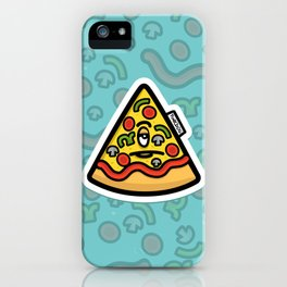 Pizzuminati iPhone Case