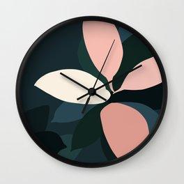 plant 111 Wall Clock