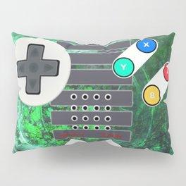 Classic Steampunk Game Controller Pillow Sham