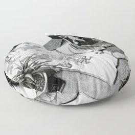 MC Escher Reptiles 1943 Artwork for Posters Prints Tshirts Men Women Kids Floor Pillow