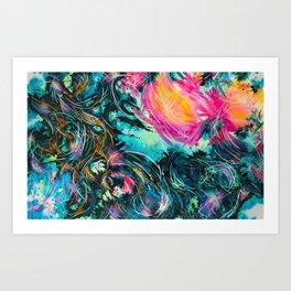 Foreverandever Art Print