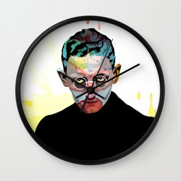mugshots 02 Wall Clock