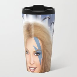 Xanadu homage cover for 10th Muse - Olivia Newton John! Travel Mug