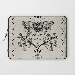 Magical Moth Laptop Sleeve