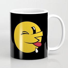 Big Emoticon  Coffee Mug