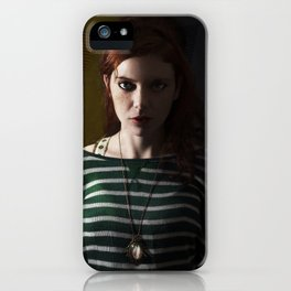 """ Lily's birthday "" iPhone Case"