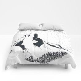 Cliffs Comforters