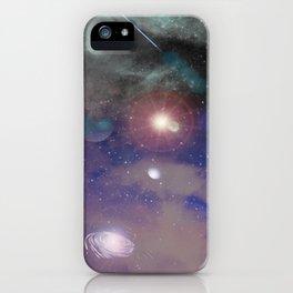 Galatic iPhone Case
