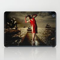 siren iPad Cases featuring Siren by Galen Valle