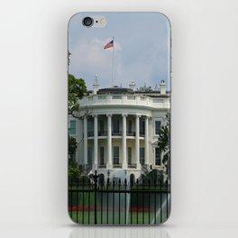 South Portico of the White House Washington DC iPhone Skin