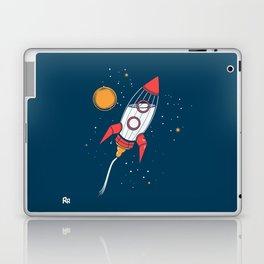 Bottle Rocket to the Milky Way Laptop & iPad Skin