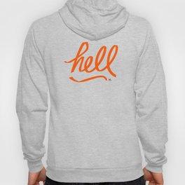 hell - 31daysofcursing Hoody